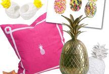 Pineapples for days! / by Savannah Senn