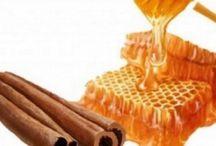 μελι και κανελα