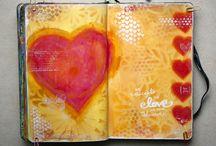 Journal Art / by Denise Phillips