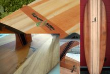 Surf Boards / Surf Boards containing Super Sap Resin (by Entropy Resins EU)