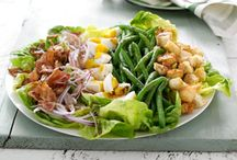 Salads / by Graz Tainanuarii Bennett