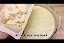yoğurt yapımı