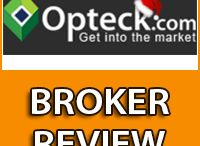 Opteck Review / Read our Opteck Review before you start trading. It is significant that you read our broker review to assure a safe journey in binary options.