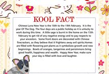 Kool Facts