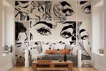 Pop Art + Art Deco