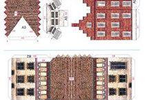 Bouwplaten gebouwen
