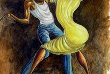 """Love Dancing"" / by Kathleen Fullwood"