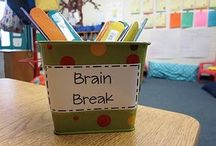 Brain Breaks / by Suzanne Walter