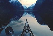 Luonto ja matkustaminen / Nature and traveling