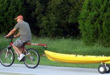 Bike y Kayak / by Scott Orman