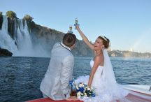 Cruise Weddings / Cruise Weddings are something different in Turkey - Antalya