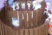 Attack on Titan party