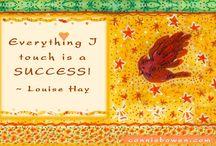 Affirmations ❤️ Success & Prosperity / by Johana Ufa