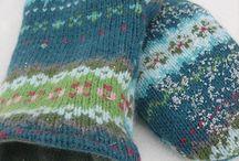 Sweater mittens / by Jenelle Phibbs