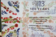 "GardenGirl Exhibits at the RHS Chelsea Flower Show / WE ARE WINNERS !!! Here is the RHS certificate of commendation awarded to GardenGirl that we have very proudly received today. Thank you so much to you, our friendly and important GardenGirl customers, and your wonderful compliments....we really do appreciate it.  Our thanks also to the amazing RHS staff at Chelsea who have been so supportive and we look forward to seeing you all again in 2014.  ""Thankyou"" from all the staff at GardenGirl"