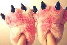 Pantufofas (pantufas e chinelos)