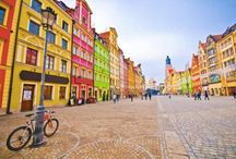 Colorful Cities to Explore Someday / Vacation rentals in some of the most colorful cities in the world / by FlipKey.com