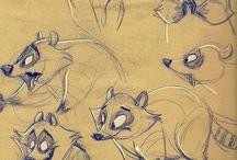 Рисунки С Персонажами