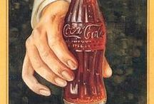 COKES AND OTHER ADS / by Susie Cox