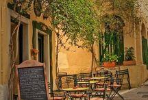 old cafes
