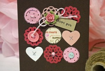 papercrafts - mostly cards / by Comeka Earl