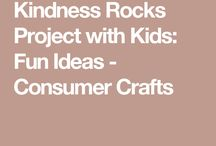 Arts and craft ideas for kids.