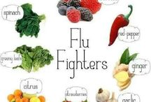 Surviving the Flu Season / There are many ways to keep your immune system going strong during this dangerous flu season!