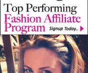 Fashion Blog- Affiliate Program