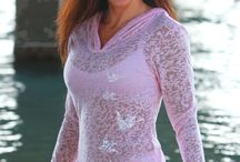 Binka Girl Hoodies / Binka hoodies wear perfect in the gym or yoga class. Cotton poly blend, long sleeve and Made In The USA