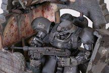 Dust tactics warfare battlefield