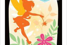 Disney carte RA/QR