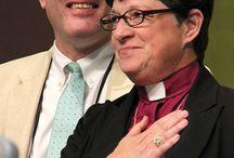ELCA Bishop Elizabeth Eaton