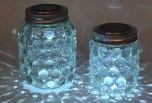 Night lights, candles & Lanterns