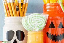 Halloween  / Crafts, food, and other treats for Halloween.