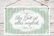 Bibelverse/Sprüche