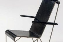 BAUHAUS fotele krzesła
