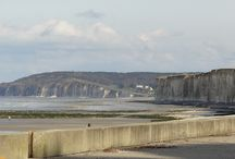 St Aubin sur mer proche de votre gite / St Aubin sur mer en Seine Maritime. Spot reconnu pour le kitesurf et les planches à voile !!! A 11 km de votre gite ...