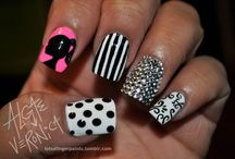 Beautiful Nails / Great ideas for you to have perfect or insane nails! / by Haylie Jesch