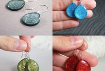 Resin - Jewelry