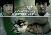 DSS EPISODE BANNERS: Ghost Seeing Detective / EPISODE BANNERS, arts by DSS GRAPHICS TEAM [COMPLETED]