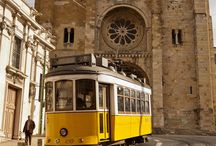 PORTUGAL - Cidades (Lisboa) / by Anabella Silva