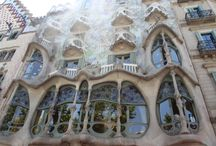Barcelona / Traveling in Barcelona. Exploring food, wine, architecture, art and markets. / by Wheeler del Torro