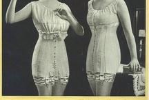 1910s Underwear and Robes