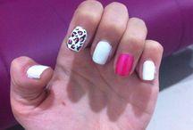 Nails by María / Animal print nails