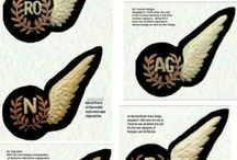 RAF badges British