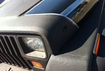 Automotive / Easy to use coating for your car, bike or RV.  Can be tinted any color using standard acrylic paint tints.