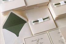 Partecipazioni - Wedding invitations / Ogni partecipazione è stata studiata in base ad un tema ed una palette di colori. Comunicateci tramite mail il vostro tema o filo conduttore, vi aiuteremo a trovare una soluzione personalizzata per il vostro evento. Potrete scegliere la forma di partecipazione che più vi piace, la tipologia di involucro e la busta, il colore dei nastri e dei decori, e soprattutto usufruire di una grafica personalizzata e costruita attorno al tema del vostro evento.