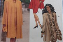Butterick / Butterick Sewing patterns.  My personal collection (where noted), or for sale in my Etsy shop!
