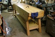 Woodworking benches
