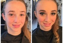 Make Up & Hair Look Novias / Maquillaje y peinados de novia ejecutados por mi!